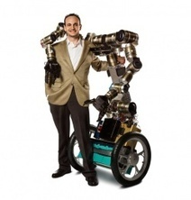 Robots Using Tools: With New Grant, Researchers Aim to Create 'MacGyver' Robot | School of Interactive Computing | The Robot Times | Scoop.it
