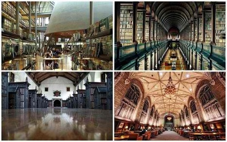 The 10 Most Beautiful Libraries in the World | SCUP Links | Scoop.it