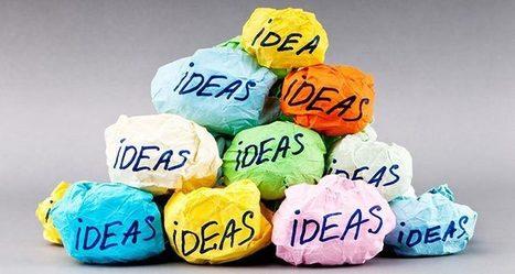 10 façons d'être plus créatif, dès maintenant ! | Art et créativité | Scoop.it