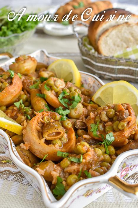 tbikha ou jardinière aux légumes du printemps | Cuisine Algerienne, cuisine marocaine, cuisine tunisienne, cuisine indienne | Scoop.it