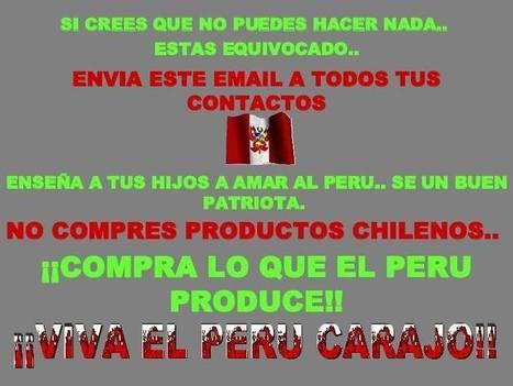 Boicot a chilenas Wong, Metro, Paris y Banco Cencosud   PERU y GeoPOLITICA   Scoop.it