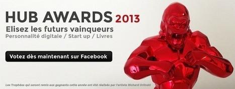 Hub Awards 2013: votez pour la meilleure start-up ! | Concours start-ups | Scoop.it
