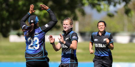 Female cricketers 'on the verge of extinction' - report - Sport - NZ Herald News | Physical Education Resources | Scoop.it