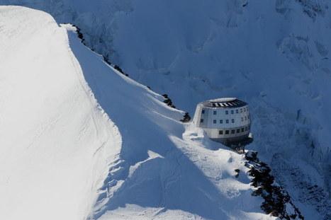 La FFCam déplore la surfréquentation du refuge du Goûter   Montagne, tourisme : actualités et innovations   Scoop.it