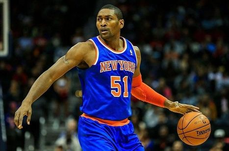 NBA Buyout Rumors: Unlikely Miami Heat sign Metta World Peace ...   NBA Insider   Scoop.it