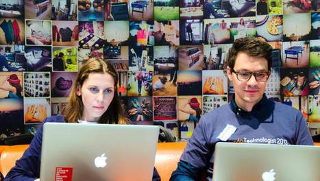 Why You Should Probably Host A Hackathon | Aprendiendo a Distancia | Scoop.it