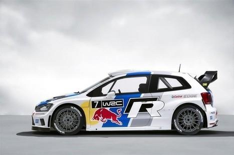 World Rally Championship 2013 | Volkswagen Polo R WRC | Auto Blog plus Car Blog | Super cars | Scoop.it