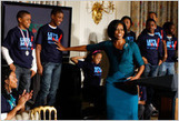 Childhood Obesity Battle Is Taken Up by First Lady - NYTimes.com | Childhood Obesity | Scoop.it