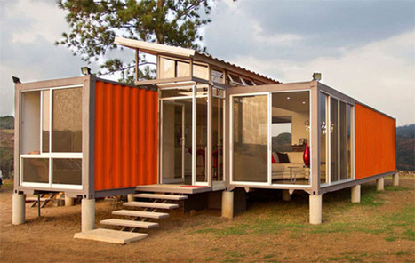 A Shipping Container Costs About $2,000. What These 15 People Did With That Is Beyond Epic | Wandering Salsero | Scoop.it
