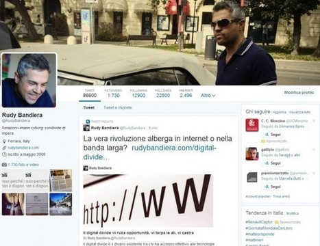 Twitter e la sua nuova interfaccia simile a Facebook: bene o male? | Social Media Consultant 2012 | Scoop.it