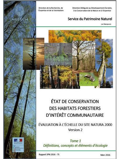 Parution d'une nouvelle méthode pour évaluer l'état de conservation des habitats forestiers - Médiaterre | Communiqu'Ethique sur la santé et celle de la planette | Scoop.it