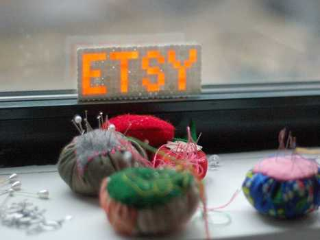 Etsy Shoppers Will Spend $1 Billion On Crafts This Year - Business ... | Vintage Etsy | Scoop.it