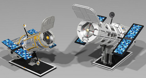Help Make The LEGO Hubble Space Telescope A Reality | Heron | Scoop.it