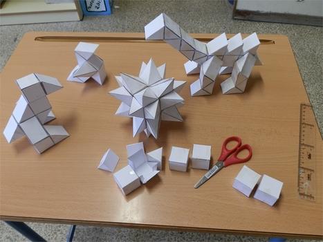didactmaticprimaria: Geometría creativa y constructiva en Educación Primaria | DidácTICa_MatemáTICas. Revista Digital | Scoop.it