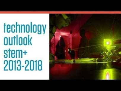 Get the Technology Outlook for STEM+ Education 2013-2018 | The New Media Consortium | STEM Education models and innovations with Gaming | Scoop.it