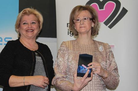 Cristina Cifuentes premiada en Sanse - Crónica Norte   hoy un nuevo dia   Scoop.it