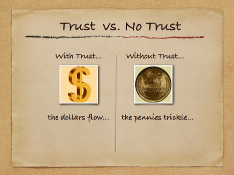 How The Best Leaders Build Trust | Value: Trust | Scoop.it