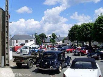 Un circuit touristique rétromobile les 22 et 23 juin | Actualités du Limousin pour le réseau des Offices de Tourisme | Scoop.it