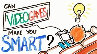 Jouer aux jeux vidéo vous rend plus intelligent - MCE Ma Chaine Etudiante   Les jeux vidéos   Scoop.it