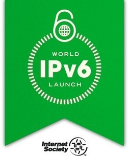 Infographic | World IPv6 Launch | LACNIC news selection | Scoop.it