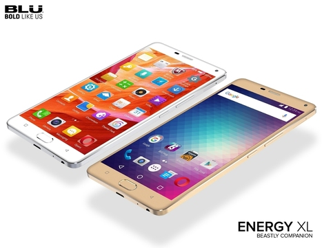 BLU Energy XL: 6-inch Full HD Display, 5000mAh battery | NoypiGeeks | Philippines' Technology News, Reviews, and How to's | Gadget Reviews | Scoop.it