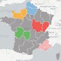 Vers une vingtaine d'académies dans une France aux 13 régions | Fusion des régions | Scoop.it