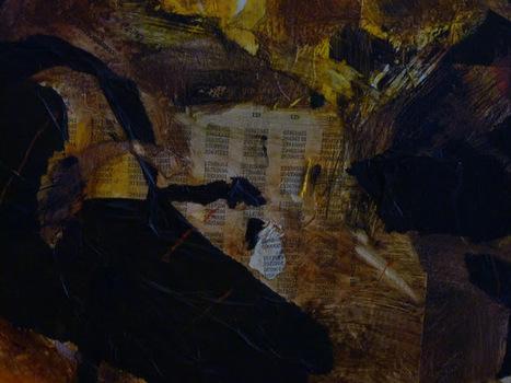 """envol & rencontre/disséminations d'un soir   """"peinture & écrits - cs - des zèbres et des girafes   Scoop.it"""
