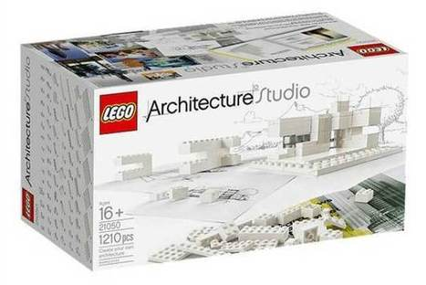 LEGO Kit Teaches Modern Architecture Principles | liquid landscape | Scoop.it