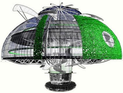 Eco-Utopia: Las casas ecologicas del futuro | Noticias de ecologia y medio ambiente | Youtopia | Scoop.it