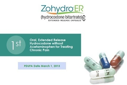 FDA Panel Votes Against Recommending Zohydro for Approval | The Partnership at Drugfree.org | Addiction Counseling | Scoop.it