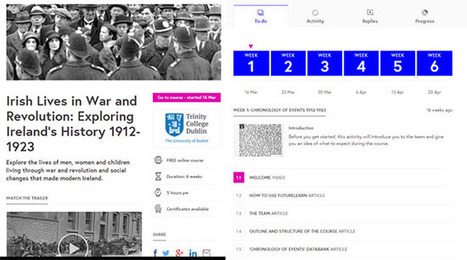 A Far Cry from School History: Massive Online Open Courses as a Generative Source for Historical Research | Gallagher | The International Review of Research in Open and Distributed Learning | e-learning-ukr | Scoop.it