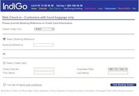 Airlines, Flights and Tickets: Must Know Riders to the Indigo Web Check In Rules   Airline Services   Scoop.it