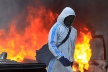 Fashion for the riots: adidas in new PR 'disaster' - World - NZ Herald News | London Riots Sensemaking | Scoop.it