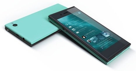 The First Jolla Phone Running SailFish OS is Now Available for Pre-order | Embedded Systems News | Scoop.it