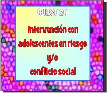 La inadaptacion social - Curso Intervencion con adolescentes en riesgo y conflicto social | Cursos educacion, trabajo social, integracion social | Scoop.it