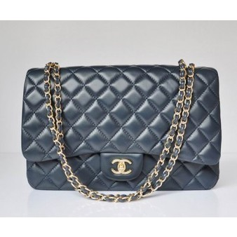 Chanel 2.55 Bag 47600 Deongaree Lambskin With Gold Chain Perfect present | Chanel Handbags Outlet Online | Scoop.it