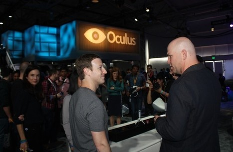 Facebook is opening an Oculus research office in #Pittsburgh | Productive Tech Tips | Scoop.it