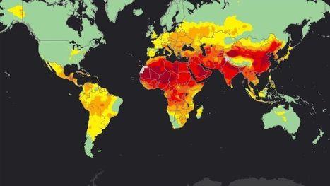 El mapa que muestra cuán contaminado está el aire que respiramos - BBC Mundo | Apasionadas por la salud y lo natural | Scoop.it