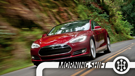 Tesla Model S Scores 99 Out Of 100 In Consumer Reports Test | Manufacturing In the USA Today | Scoop.it