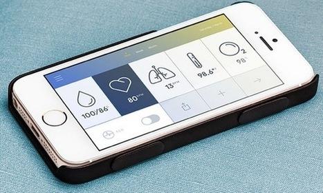 Wello, une coque pour iPhone qui suit la santé de l'utilisateur | Usages et Innovation | Scoop.it
