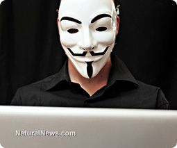 Anonymous supporters to march on Washington Nov. 5 wearing Guy Fawkes masks