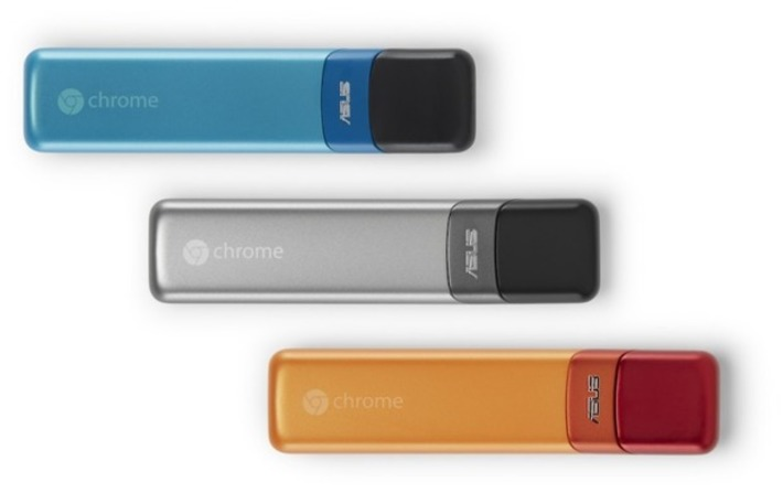 "Asus Chromebit, la plus petite machine sous Chrome OS | Veille Techno et Informatique ""AutreMent"" 
