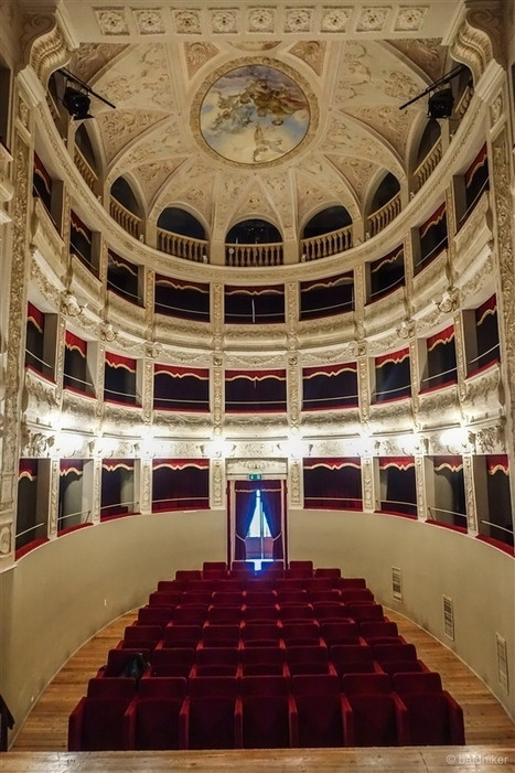 Teatro La Fenice: Amandola Theatre in Le Marche | Le Marche another Italy | Scoop.it