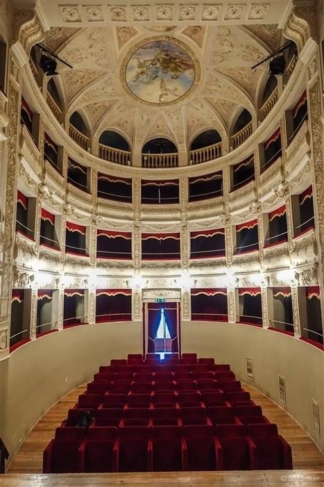 Teatro La Fenice: Amandola Theatre in Le Marche | Le Marche another Italy | Scoop.it