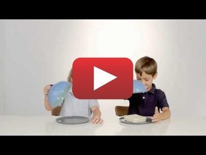 Un niño con comida, otro niño sin comida | Ecología | Scoop.it