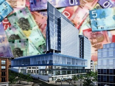 Convention centre gets double the capital funding of NS hospitals | NovaScotia News | Scoop.it