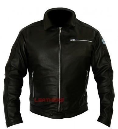 Aaron Paul Need For Speed Blue Jacket | leathersbound | Scoop.it