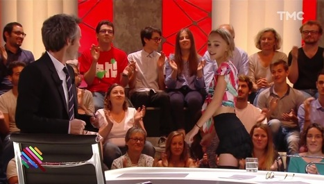 Photos : Lily-Rose Depp en mini jupe twerk sexy dans Quotidien | Radio Planète-Eléa | Scoop.it