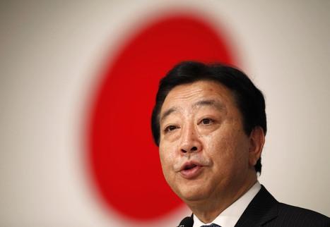 Yoshihiko Noda, le Premier ministre japonais favorable au nucléaire | RFI.fr | Japon : séisme, tsunami & conséquences | Scoop.it