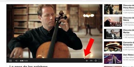 Cómo enlazar con un vídeo de YouTube en un minuto concreto | Herramientas de marketing | Scoop.it